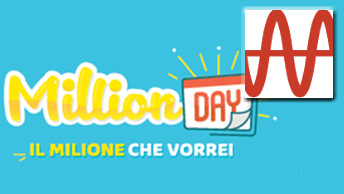 I numeri frequenti del Million Day di Oggi